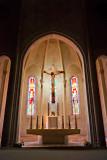 Altar & crucifix, Tibidabo, Barcelona