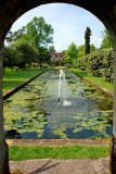 The Canal, Athelhampton House (2586)