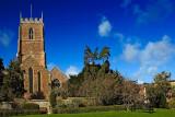 St. George's, Dunster, Somerset
