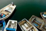 Row boats, West Bay