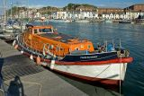 Former lifeboat, Weymouth, Dorset