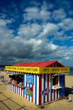 Shop and clouds, Weymouth