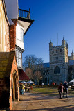 St. Martins and the Cathedral, Exeter