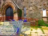 Tobermory Church or shop