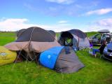 Portree - Campsite again