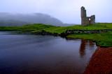 Loch Assynt - Ardvreck castel