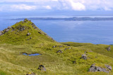 Old Man Of Storr View on Raasay