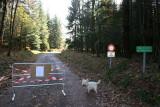 Message pour Jean-Louis - route Tommelsbach interdite aux piétons et aux véhicules