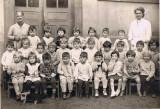 La classe de Melle Anna Chatin - année 1959/1960