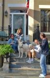 Neighborhood gathering