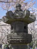 357-year-old Japanese lantern