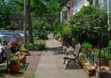 Neighborly ambience of Duddington Place