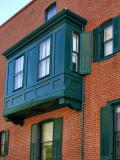 Green windows
