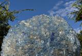 The plastic bottle tree