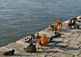 'Shoes on the Danube Promenade' memorial