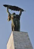 Liberty Statue, Gellért Hill