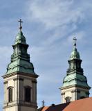 Inner City Parish Church (oldest building in Pest)