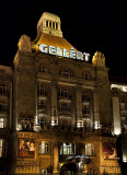 The famous Hotel Gellért
