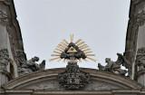 St. Anne's Church, detail