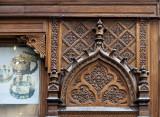 15 Váci utca woodwork