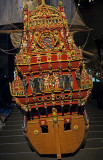 Vasamuseet (9), Vasa stern detail