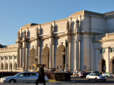 Union Station in sweet light