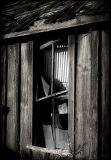 Smokehouse Window
