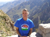 In Colca Canyon, Peru
