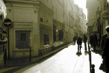 Rue de l'Echaudé.