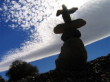 My Natural Stone Sculptures on Crete 2007&8