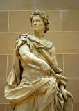 Louvre Richelieu Sculptures