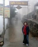 CatCat Village trek in Sapa