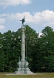 Georgia Memorial, Chickamauga Battlefield