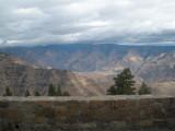 Hell's Canyon overlook