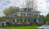Baldwin House 1907 in Prineville