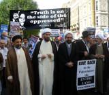 Protesting Islamic Ulama