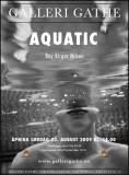 Aquatic - my  exhibition at Galleri Gathe