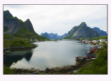 From Reine, Lofoten