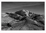 On the rocks :-)