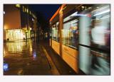 A rainy night in Bergen