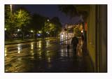 A rainy night 7