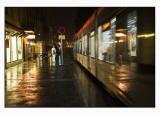A rainy night 9