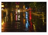 A rainy night 10