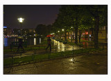 A rainy night 11