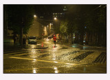 A rainy night 21