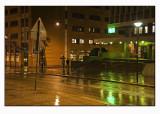 A rainy night 23