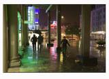 A rainy night 35