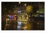 A rainy night 41