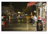 A rainy night 44