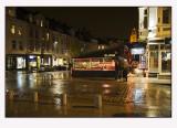 A rainy night 45